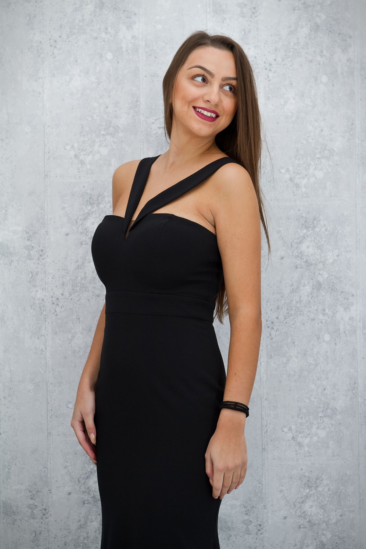 maxi ΦΟΡΕΜΑ ΣΕ ΙΣΙΑ ΓΡΑΜΜΗ - Real Lady - Shop Online 8c0aaa55557