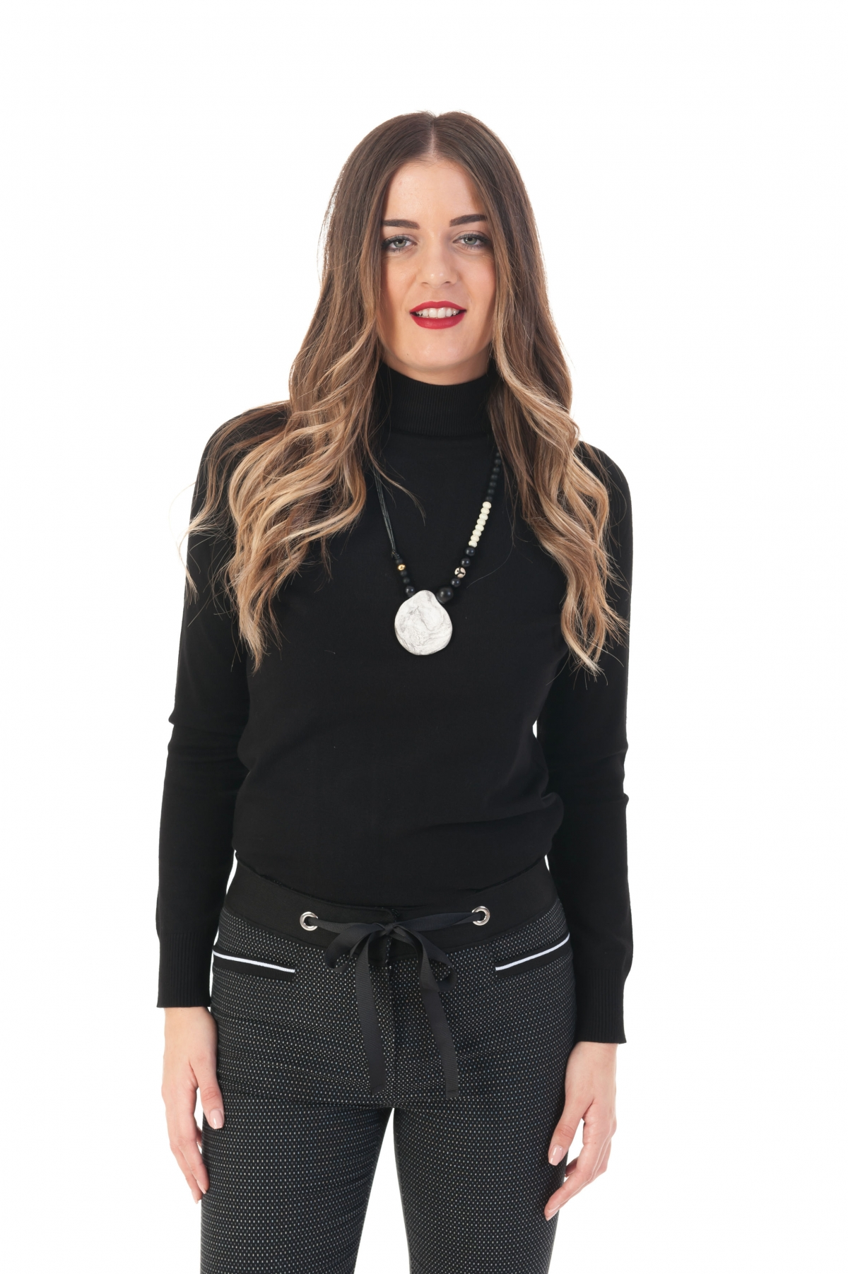 ΠΑΝΤΕΛΟΝΙ ΜΕ ΚΟΡΔΕΛΑ ΣΤΗΝ ΜΕΣΗ - Real Lady - Shop Online 193d5c21767