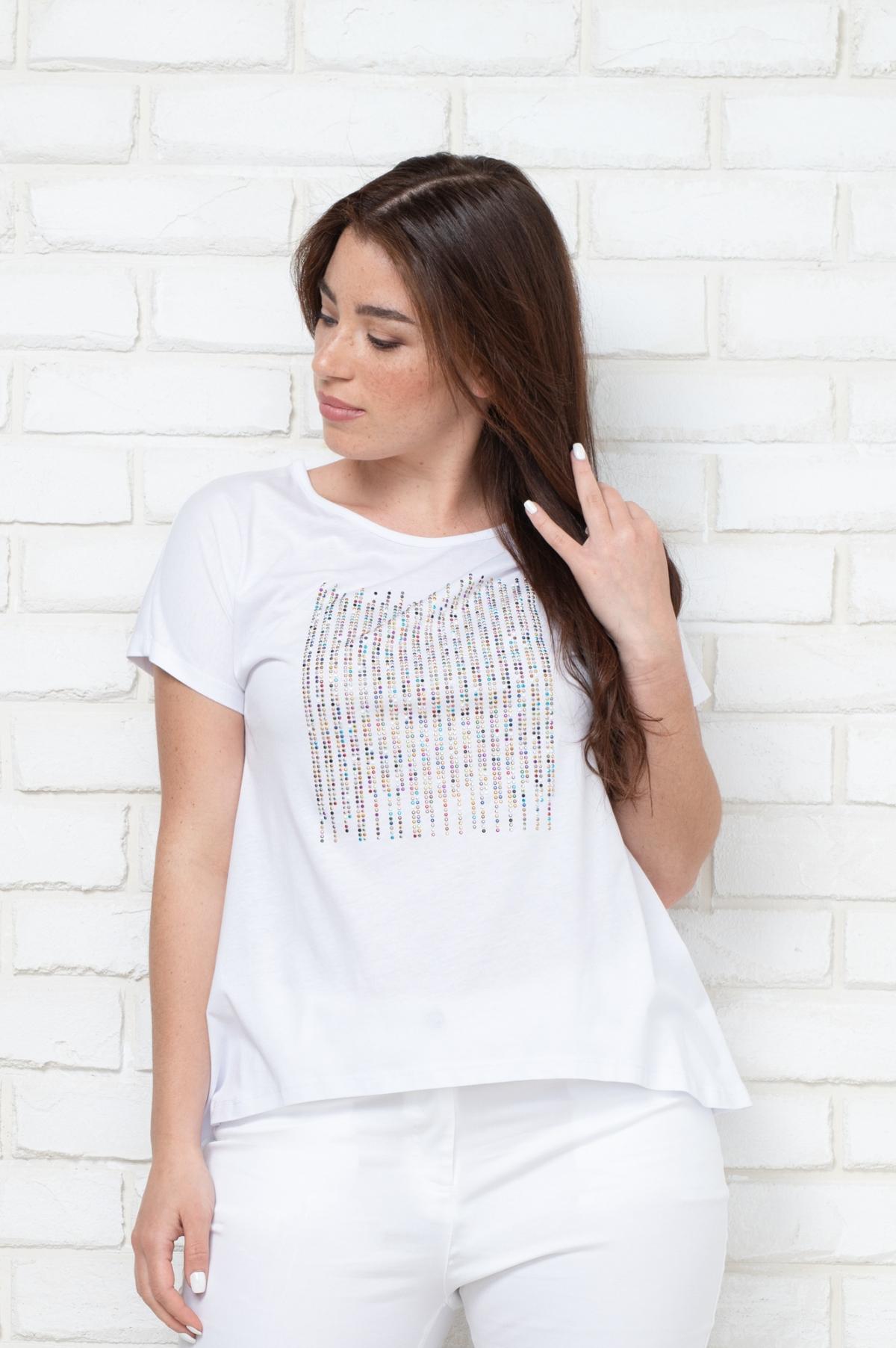 f4d6fb33d1 ΜΠΛΟΥΖΑ ΜΕ ΣΤΡΑΣΣ - Real Lady - Shop Online