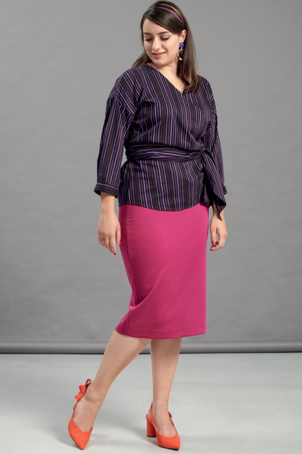 ΠΟΥΚΑΜΙΣΟ ΚΡΟΥΑΖΕ - Real Lady - Shop Online bdb07b8a0b2